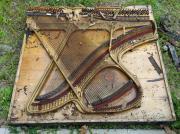 Klavier Rahmen altes