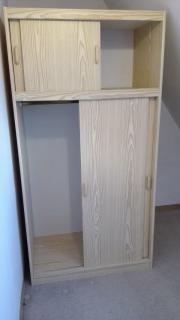 kleiderschrank kiefer haushalt m bel gebraucht und neu kaufen. Black Bedroom Furniture Sets. Home Design Ideas