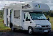 Knaus Traveller 608L