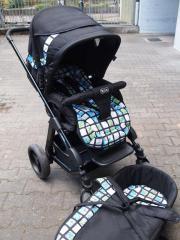 Kombi-Kinderwagen ABC-