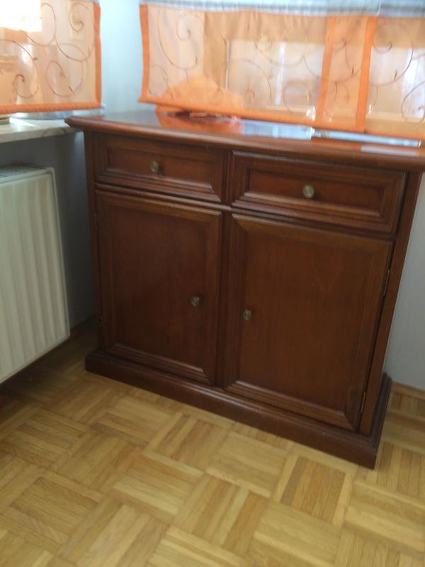 kommode nussbaum neu und gebraucht kaufen bei. Black Bedroom Furniture Sets. Home Design Ideas