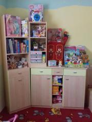 Komplettes ,, PAIDI ` Kinderzimmer