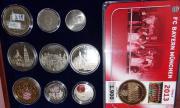 Konvolut von Münzen Gedenkmünzen USA