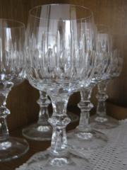 Kristall-Weingläser