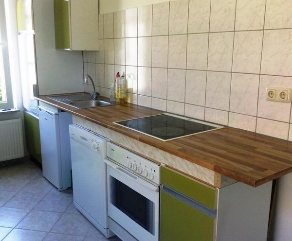 küche 60er jahre, grün, abgerundet, nur samstag!!! in nürnberg ... - Küche 70er Stil