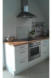 Küche (U-Form) weiß/hochglanz in Weinheim - Küchenzeilen ... | {Küche kaufen u form 87}