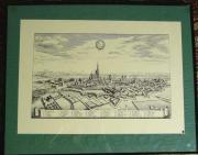 Kupferstich von Straßburg