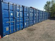 Lagercontainer 6 x
