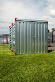 blechcontainer gebraucht kaufen nur 2 st bis 65 g nstiger. Black Bedroom Furniture Sets. Home Design Ideas