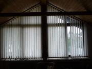 Lamellenvorhand Dachgeschoss