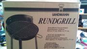 Landmann Rundgrill, Durchmesser