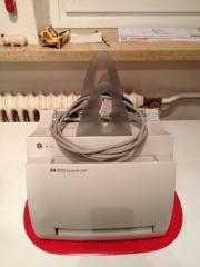 Laserdrucker HP 1200 lief bis