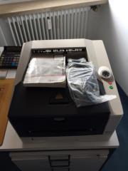 Laserdrucker Kyocera FS-1010 mit Handbuch