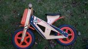 Laufrad 1 Holz