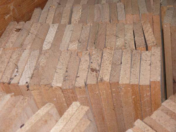 Leisten, Buche, 6mmx50mmx1, » Holz