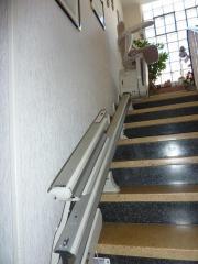 Lifta Treppenlift gerade