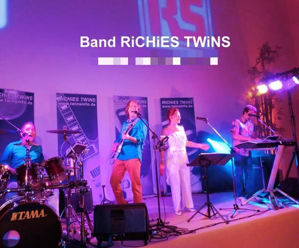 Liveband für Events - Hochzeit Tanzband