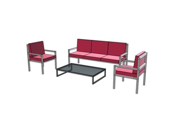 lounge stuhl gebraucht kaufen nur noch 4 st bis 70. Black Bedroom Furniture Sets. Home Design Ideas