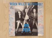 LP Schallplatte Bros - When will