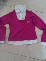 Mädchen-Pullover, Gr.