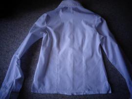 Bild 4 - Mädchenbekleidung Bluse Gr 32 weiß - Hamburg Eidelstedt
