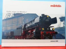 Bild 4 - Märklin Jahrbuch-Set 2005 - Spur 1 - - Steuerwaldsmühle