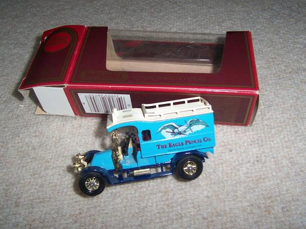 Matchbox Modellauto Models of Yesteryear