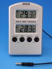 Maxima - Minima - Thermometer