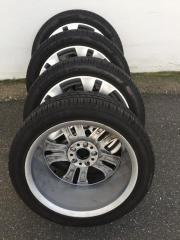 MB 225 45 R 17 91W Pirelli Pzero Rosso Mo 7 5Jx17H2 ET47