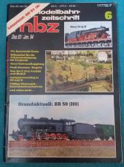 mbz modellbahn-zeitschrift Jahr 1993 94