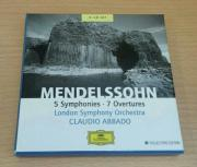 Mendelssohn-Bartholdy: Sämtliche