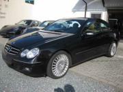 Mercedes-Benz CLK Coupe 350 7G-TRONIC