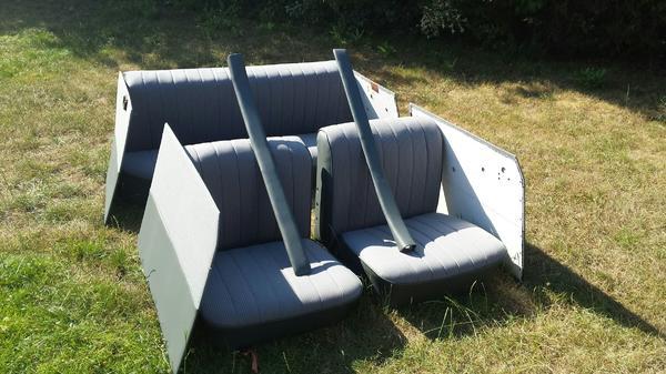 mercedes benz ponton 180 190 innenausstattung garnitur. Black Bedroom Furniture Sets. Home Design Ideas