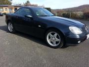Mercedes Benz SLK,