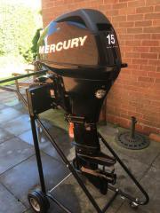 Mercury 15 HP