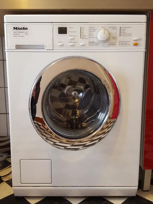 miele waschmaschine 1800 umdrehungen haushaltsger te. Black Bedroom Furniture Sets. Home Design Ideas