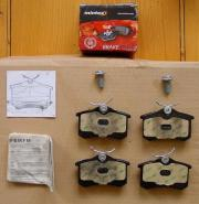 Mintex Qualitäts-Bremsklötze