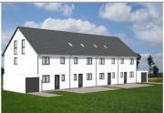 Mittelhaus Neubau Baubeginn