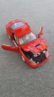 Modell-Auto Ferrari