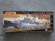 Modellbauschiff 1 720 Arizona
