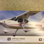Modellflugzeug Horizon Glasair