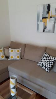 Modern möblierte Wohnung