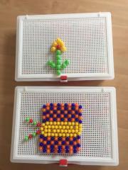 Mosaik Steckspiel, 2