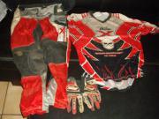 Motocross-Bekleidung