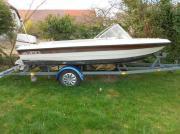 Motorboot GMC inkl.