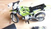 Motorrad Lego Technik