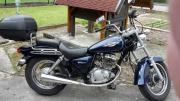 Motorrad Suzuki 125