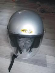 Motorradhelm - Jethelm mit