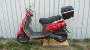 Motorroller Piaggio Vespa