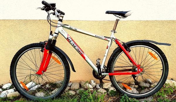 Mountainbike » Mountain-Bikes, BMX-Räder, Rennräder